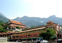 惠州罗浮山