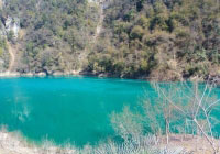 神农架武山湖