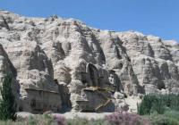 哈密克孜尔尕哈石窟