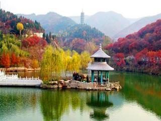 蛟河红叶谷