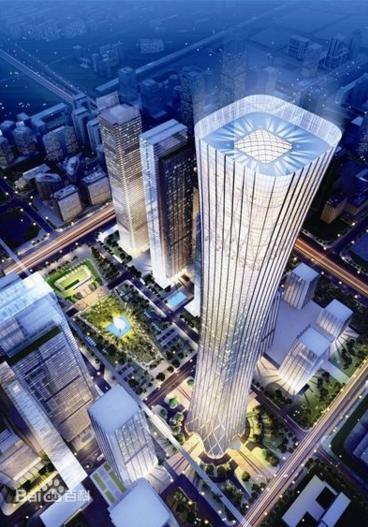 中国尊今年8月将成北京第一高楼_天气新闻_东