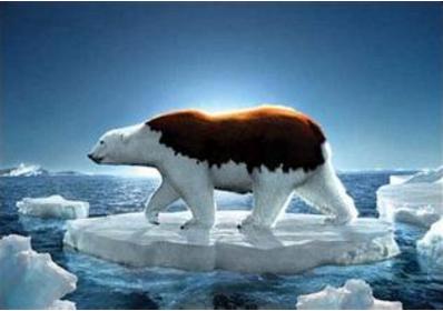 全球气候变暖影响