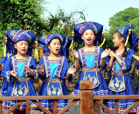 三月三是哪些民族的传统节日?