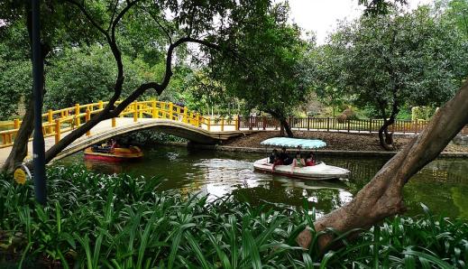 广州晓港公园