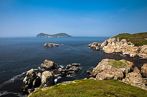 象山渔山岛:碧海翠岛渔家梦
