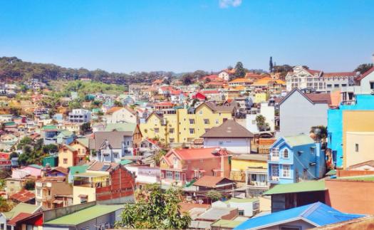 大叻——童话小镇