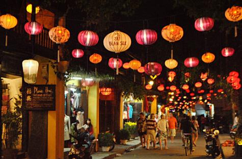 会安——越南之丽江