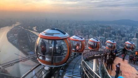 广州塔旅游全攻略 广州塔好玩地方推荐图片