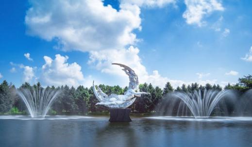 长春冬季旅游景点推荐  净月潭被人们誉为绿色明珠的净月潭位于长春市